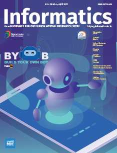 Informatics April 2021 issue