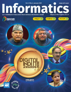 Informatics January 2021 issue