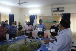 Student App  e-KrishiPathshala launched in IGKV, Chhattisgarh