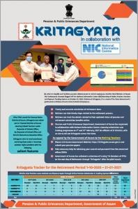 KRTITAGYATA -  Orientation-cum-Training Programme on 9th & 10th February 2021