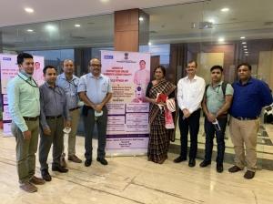 NIC Assam Transport team with SIO NIC Assam