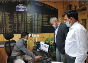 COVID19 ePass System and Surveillance of Citizens in District Kangra