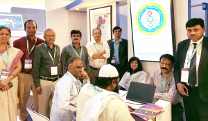 NIC & NICSI participate in Global Exhibition on Services 2019 held in Bengaluru