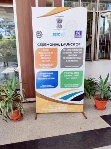 Services launched by Honble CM Assam
