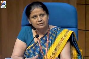 DG, NIC briefs at the press conference on Release of  Aarogya Setu Source Code