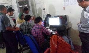 Ex-servicemen & dependents register on the Jeevan Pramaan Portal on 2nd July, 2015
