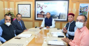 Honble Chief Minister, Himachal Pradesh launches HP State Food Commission Website