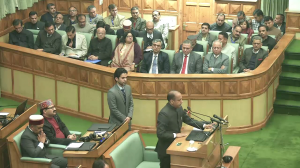 Hon'ble Chief Minister, Himachal Pradesh Presents Paperless Budget