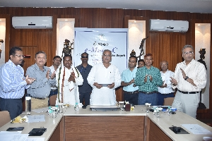 The e-ManeC  portal of  Chhattisgarh State  launched  by the CM